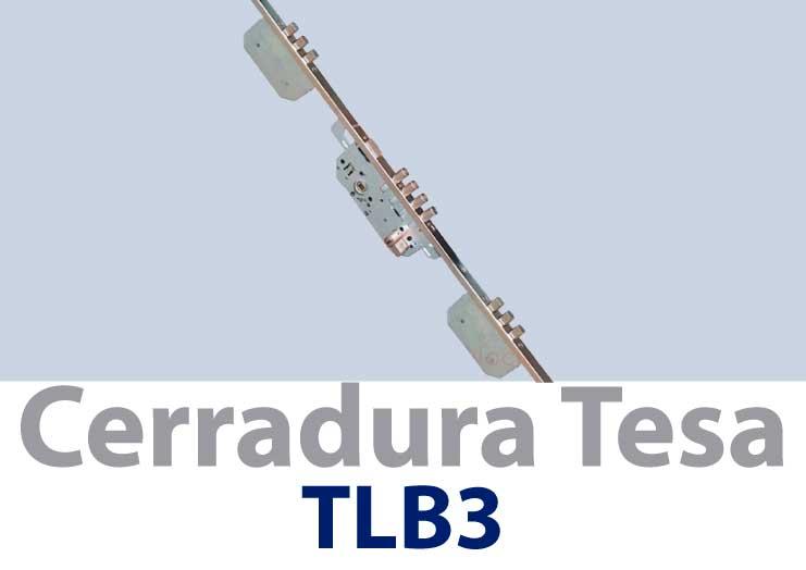 Cerradura Tesa TLB3