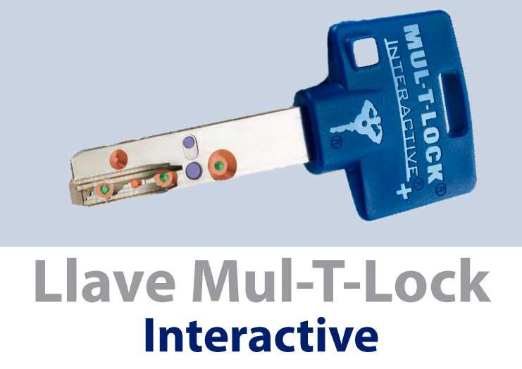 Llave Mul-T-Lock Interactive